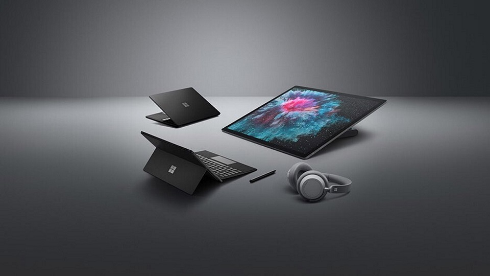 Microsoft gamme Surface Book